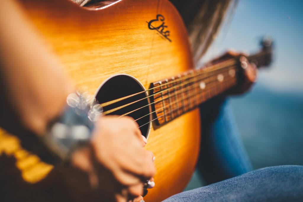 Gitarrre für Country Musik